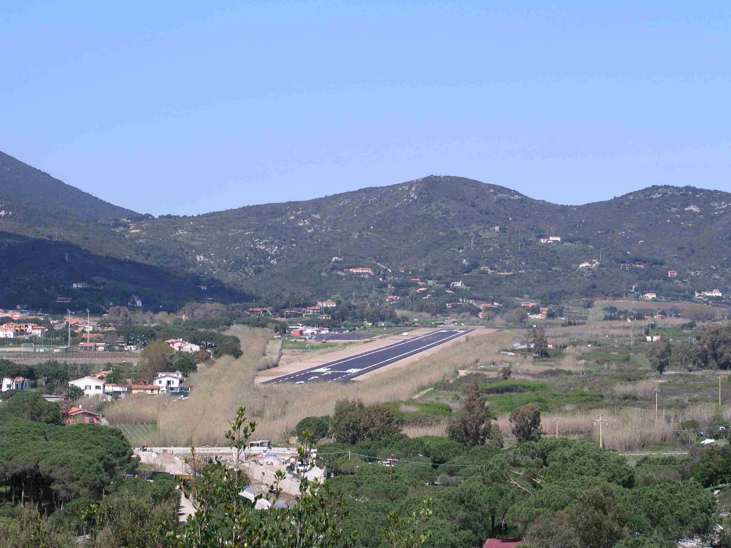 Aeroporto Elba : Asvipe elba orari aeroporto internazionale di marina di campo la